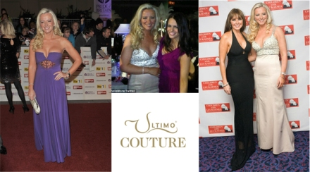 Michelle in Ultimo Couture